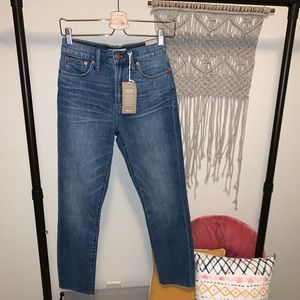 Madewell | Perfect Vintage Jeans, Comfort Stretch